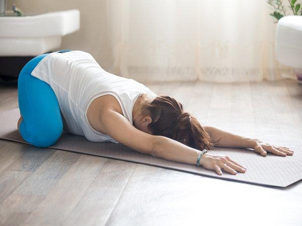 yoga cho ba bau: nen tap khi nao, bai tap nao tot an toan cho me bau? - 9
