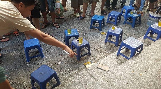 Lộ nguyên nhân vụ gói quà phát nổ ở Linh Đàm, nhiều người bị thương
