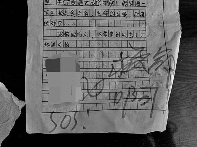 "mot loat mau giay ghi chu ""cuu voi"" roi xuong san chung cu, nguoi dan nga ngua truoc su that - 3"