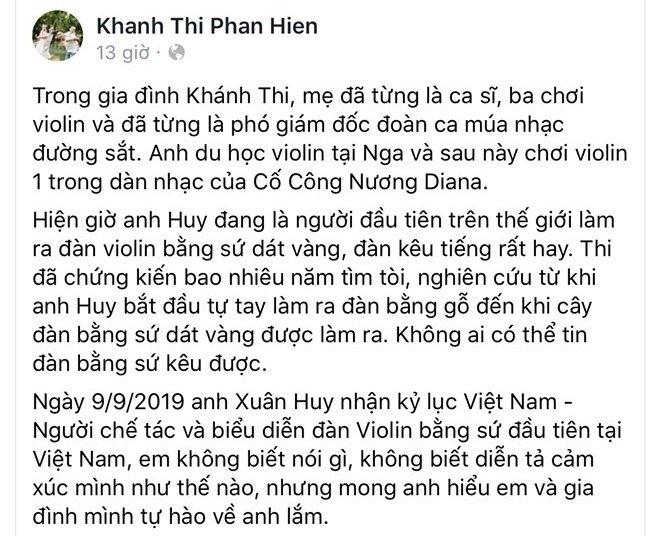 sao viet 24h: gia the khong tam thuong cua khanh thi va nguoi anh ruot tai nang hiem co - 6