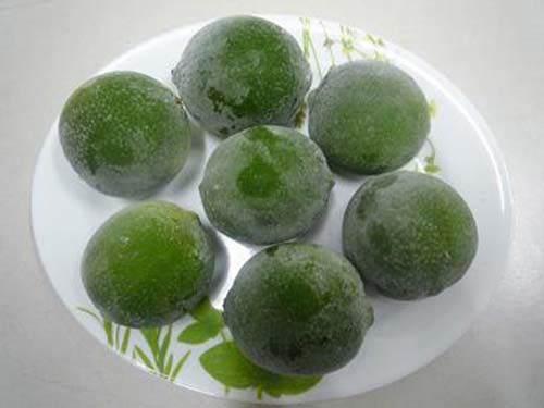 3 loại quả cứ đông đá rồi chà lên mặt là cải lão hoàn đồng, da trắng lại sạch mụn - 1