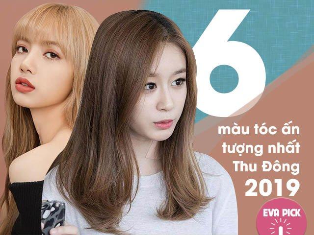 6 màu tóc nhuộm đẹp giúp chị em diện từ Đông này đến tận năm sau vẫn chưa lỗi thời
