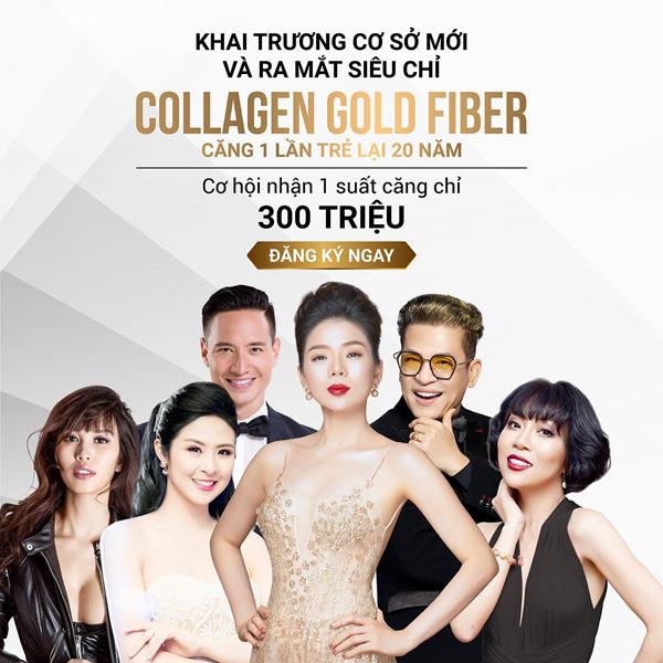 """dan sao hang a hen nhau tai da nang de chung kien le ra mat """"chi than"""" collagen - 5"""