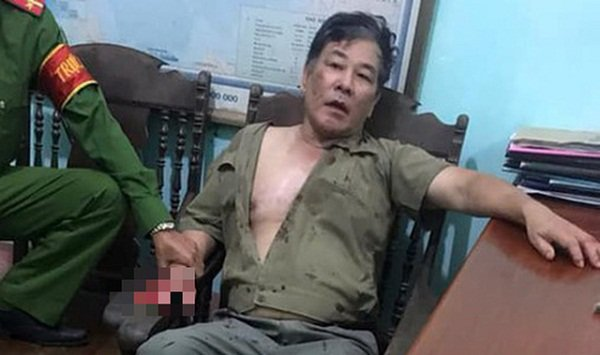 vu giet nguoi o thai nguyen: thuc hu buc tam thu nghi pham viet truoc khi ra tay tan doc - 1