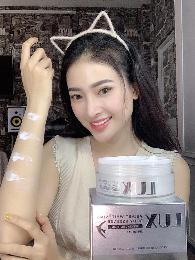 Giải mã sức hút dưỡng trắng từ tinh chất yến Lux Velvet Body Essence - 1