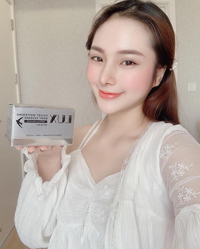 Giải mã sức hút dưỡng trắng từ tinh chất yến Lux Velvet Body Essence - 2