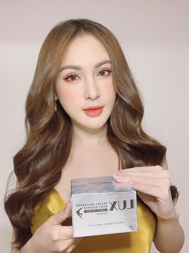 Giải mã sức hút dưỡng trắng từ tinh chất yến Lux Velvet Body Essence - 3