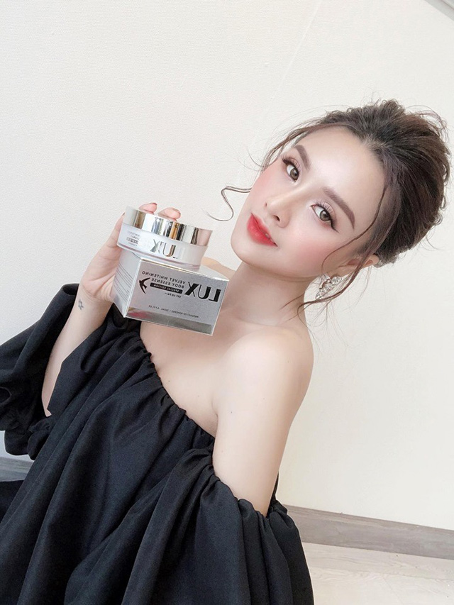 Giải mã sức hút dưỡng trắng từ tinh chất yến Lux Velvet Body Essence - 6