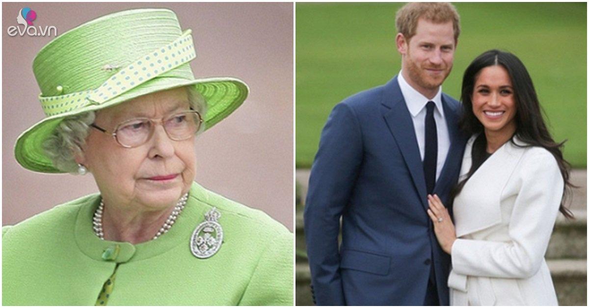 Tình cảm thật của Nữ hoàng Anh dành cho Công nương Meghan sau khi cháu dâu đắc tội