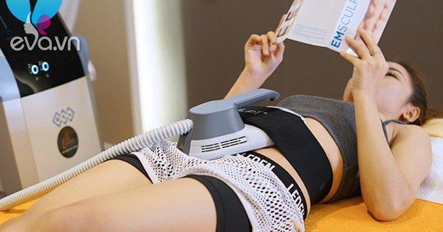 Thực hư chuyện sở hữu cơ bụng 6 múi nhờ công nghệ tăng cơ - hủy mỡ