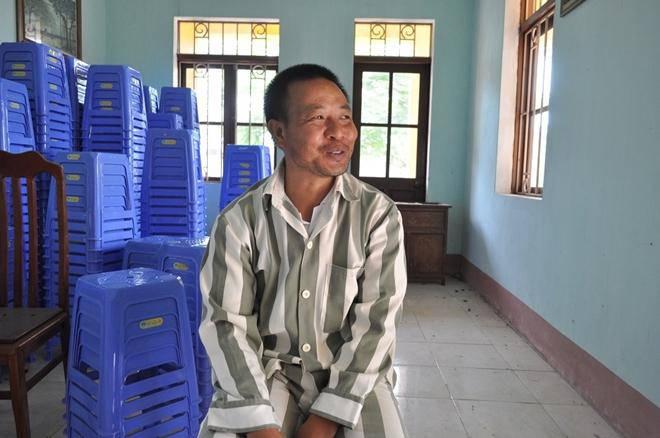 "mong uoc duoc gap vo trong ""buong hanh phuc"" cua pham nhan thoat an tu hinh - 1"
