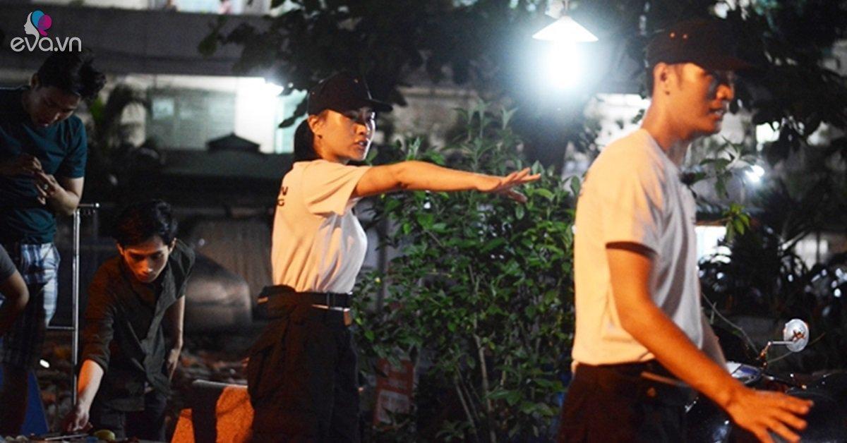 Phương Oanh lớn tiếng khi dẹp nhóm thanh niên ăn nhậu, hát karaoke, xô xát căng thẳng