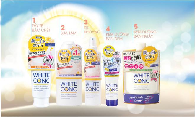 White Conc – bộ mỹ phẩm Nhật Bản trắng da đang amp;#34;làm mưa làm gióamp;#34; tại Việt Nam - 2