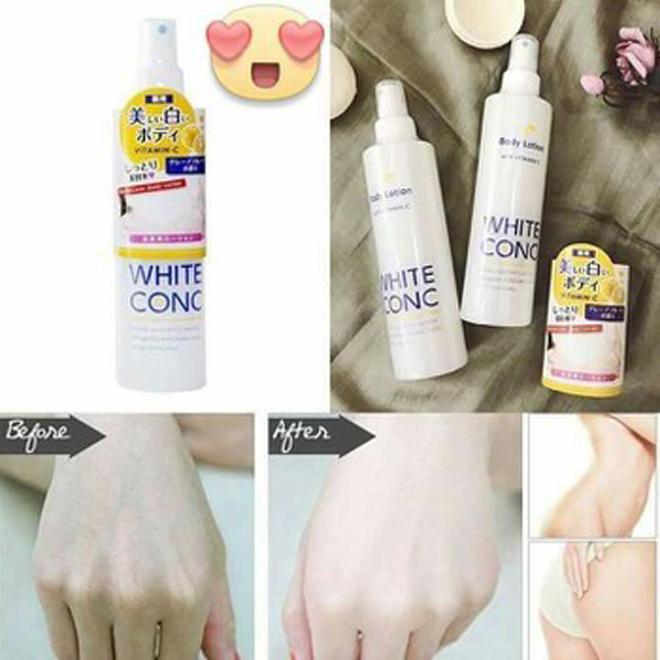 White Conc – bộ mỹ phẩm Nhật Bản trắng da đang amp;#34;làm mưa làm gióamp;#34; tại Việt Nam - 4