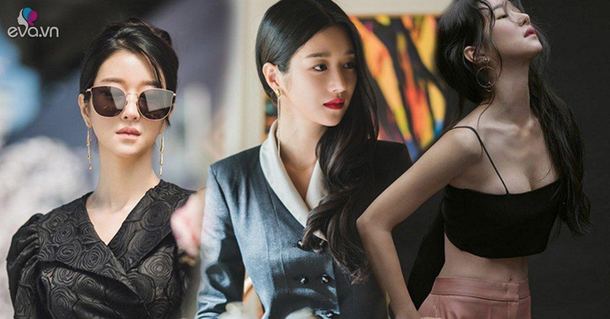 Xuất hiện chị đẹp mới của màn ảnh Hàn Quốc: vóc dáng như người mẫu với vòng eo con kiến