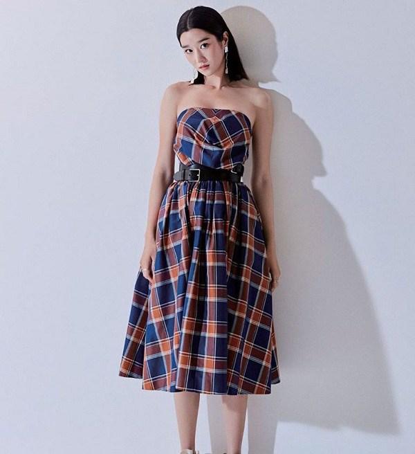 Xuất hiện amp;#34;chị đẹpamp;#34; mới của màn ảnh Hàn Quốc: vóc dáng như người mẫu với vòng eo con kiến - 10