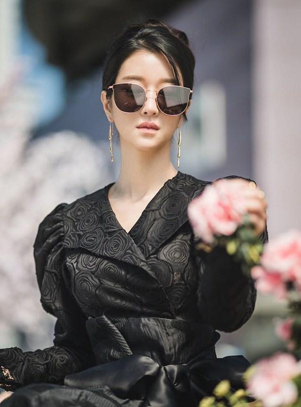 Xuất hiện amp;#34;chị đẹpamp;#34; mới của màn ảnh Hàn Quốc: vóc dáng như người mẫu với vòng eo con kiến - 3