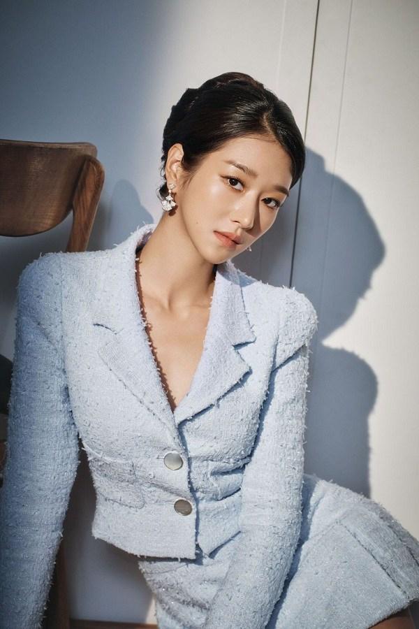 Xuất hiện amp;#34;chị đẹpamp;#34; mới của màn ảnh Hàn Quốc: vóc dáng như người mẫu với vòng eo con kiến - 4