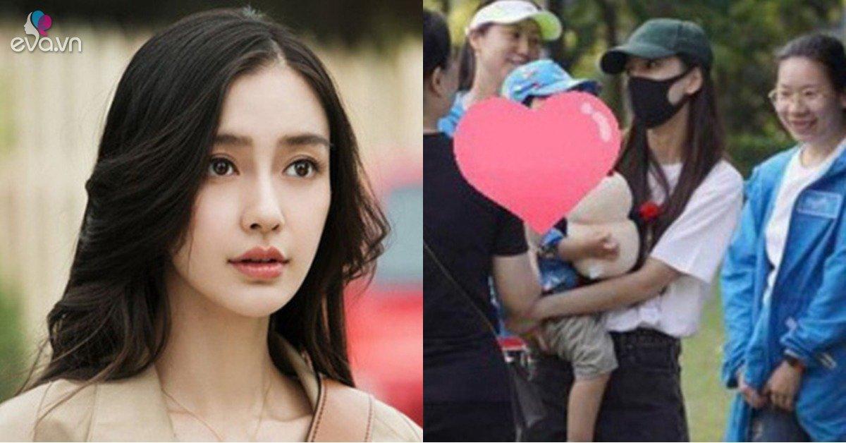 Không phải Huỳnh Hiểu Minh, fan đổ tội cho con trai 3 tuổi ngáng đường sự nghiệp Angelababy