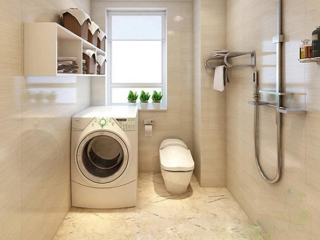 Đừng đặt máy giặt ở nơi này trong nhà, sau khi biết lý do tôi đã cảm thấy hối hận