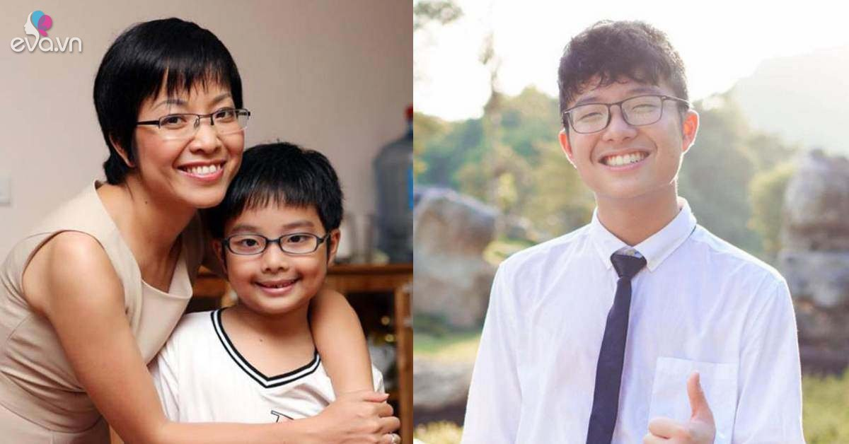 Con trai nhà Thảo Vân - Công Lý trổ mã, 15 tuổi đã chững chạc đốn tim bố mẹ