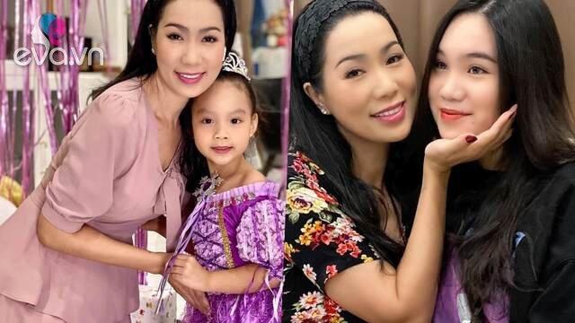 Mẹ ruột ác nhất màn ảnh Việt là tình cũ Quyền Linh, có con gái xinh như Hoa hậu