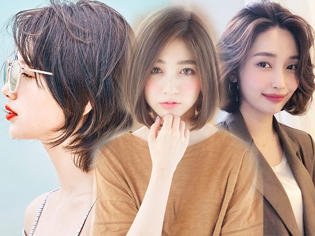 Những  kiểu tóc ngắn bob đẹp nhất, phù hợp với mọi kiểu khuôn mặt
