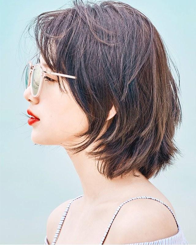 Những  kiểu tóc ngắn bob đẹp nhất, phù hợp với mọi kiểu khuôn mặt - 7