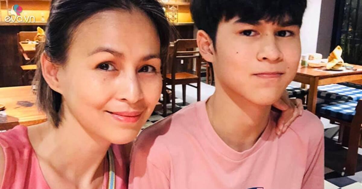 Bị chê con mặc nghèo hèn, vợ cũ Huy Khánh đáp: Con chị 14 tuổi có bất động sản riêng
