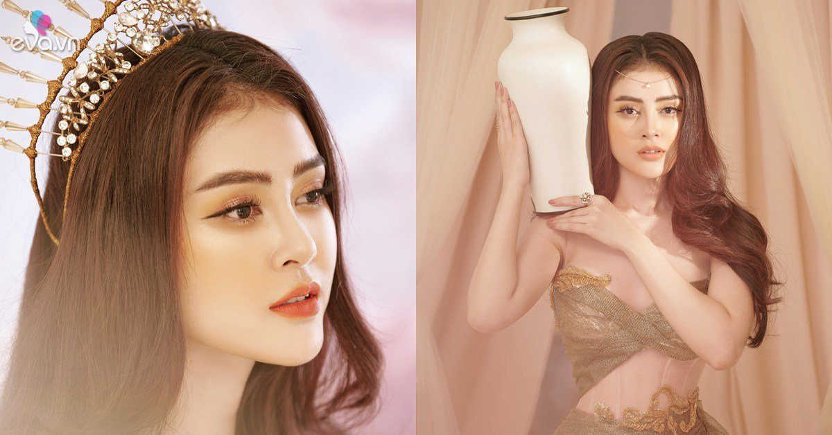 Vừa tốt nghiệp lớp diễn xuất, Á hậu Lý Kim Thảo liền học thêm lớp MC chuyên nghiệp