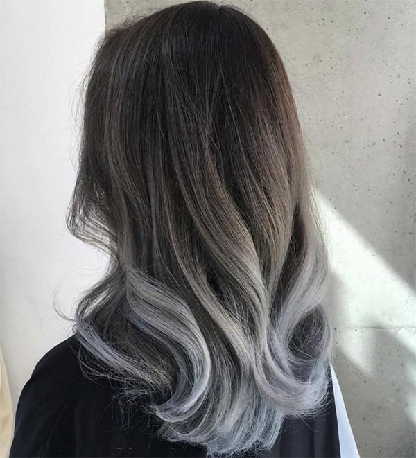 15 Kiểu tóc màu nâu lạnh đẹp nổi bật phù hợp với mọi làn da