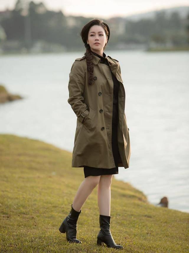 Ngày thường ăn mặc giấu dáng, Nhật Kim Anh cứ lên thảm đỏ là chọn váy khoe triệt để body 1