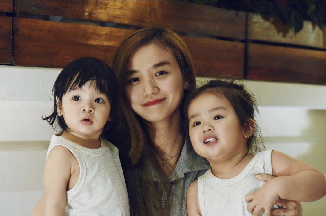 Vợ cũ Hoài Lâm đáp trả thâm sâu khi 2 con bị nhận xét đáng thương vì thiếu bố
