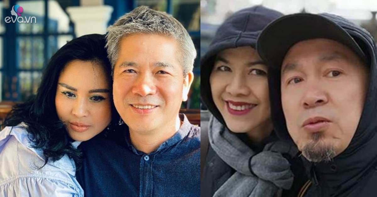 16 năm sau ly hôn: Thanh Lam khoe bạn trai bác sĩ, Quốc Trung giấu kín vợ mới