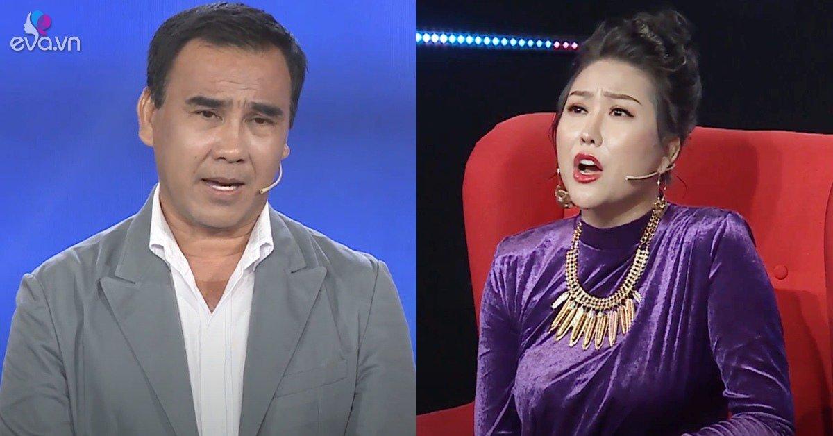 Phi Thanh Vân phản ứng gay gắt với Quyền Linh: Đàn ông không cần phụ nữ hi sinh ngốc nghếch