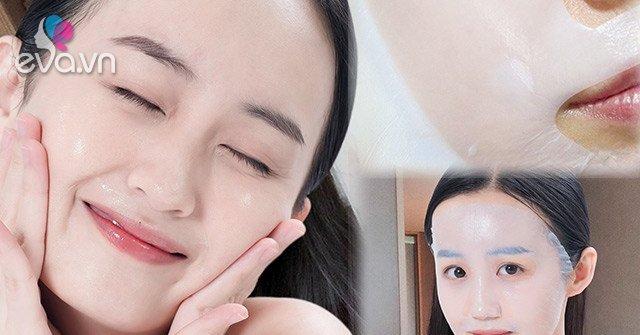 Làn da hóa trẻ con bất ngờ sau khi đắp loại mặt nạ độc đáo này