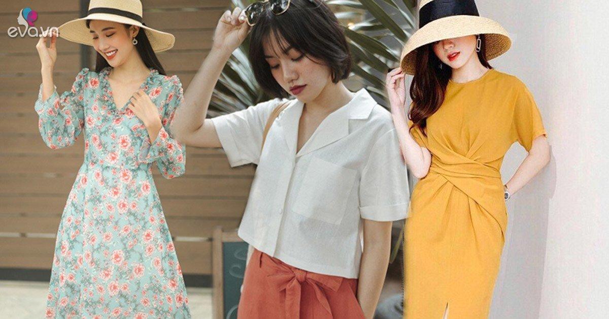 """Những chất liệu trang phục giúp """"giải nhiệt"""" ngày hè, nàng công sở diện lên chỉ có mát rượi"""