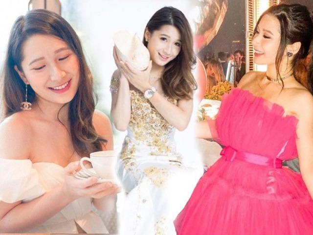 Chỉ cao 1m57, con gái của Tỷ phú Hong Kong vẫn đi thi hoa hậu nhờ ưu điểm trời phú