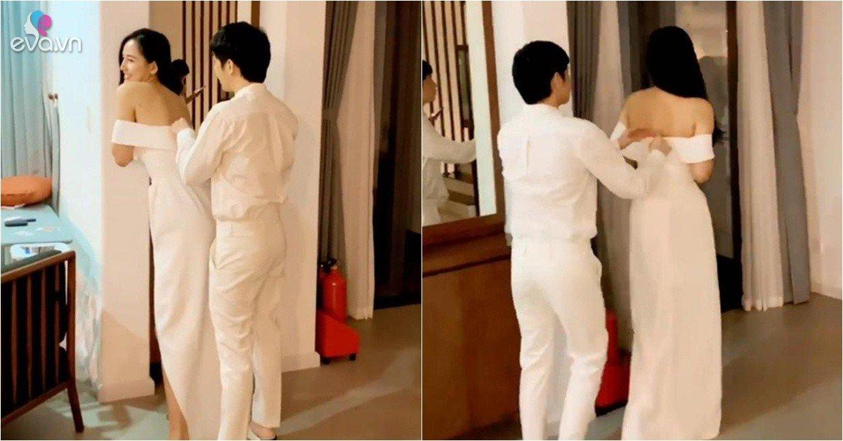 Sao Việt 24h: Fan rần rần với đoạn clip Mai Phương Thuý nhờ tình cũ kéo khoá váy