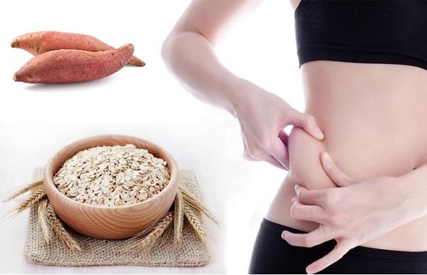 Cách giảm cân bằng khoai lang trong 1 tuần khiến cân nặng giảm thần tốc - 8