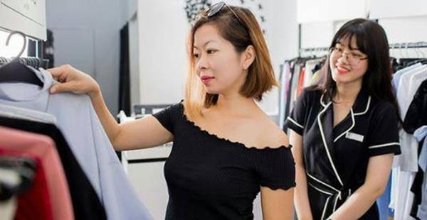 cách quản lý cửa hàng quần áo