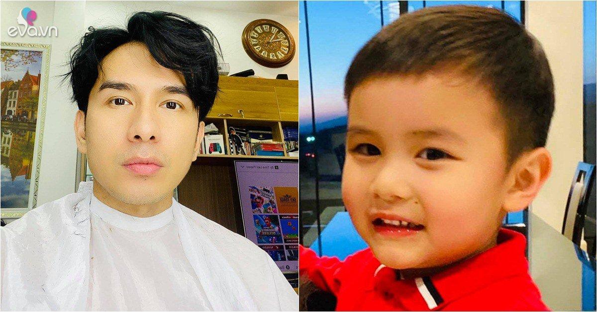 Sao Việt 24h: 4 tháng không gặp nhau, con trai không còn gọi Đan Trường là ba