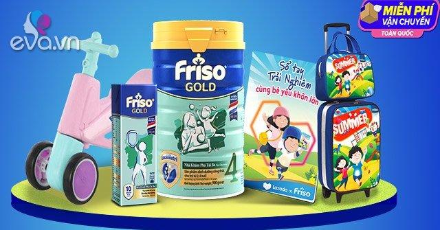 Hàng loạt thương hiệu bỉm sữa giảm giá trên Lazada cho mùa hè của mẹ và bé thêm vui