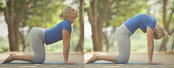 10 bai tap yoga giam mo bung nhanh nhat giup ban lay lai vong eo thon gon - 10