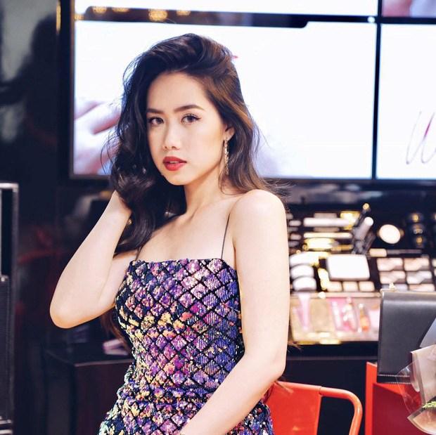 xinh lung linh lai con makeup tai tinh, hoa ra nu chinh nala tap 11 la beauty blogger quen mat - 8