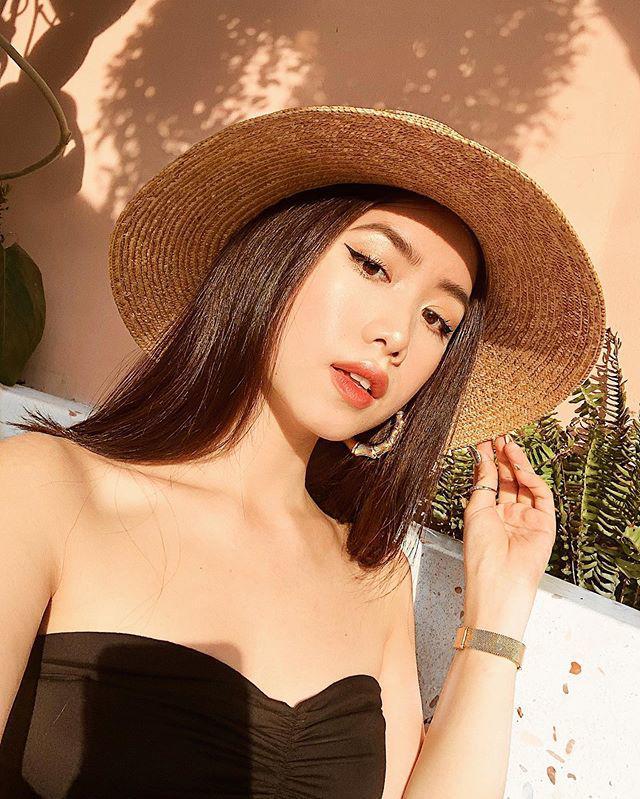 xinh lung linh lai con makeup tai tinh, hoa ra nu chinh nala tap 11 la beauty blogger quen mat - 11