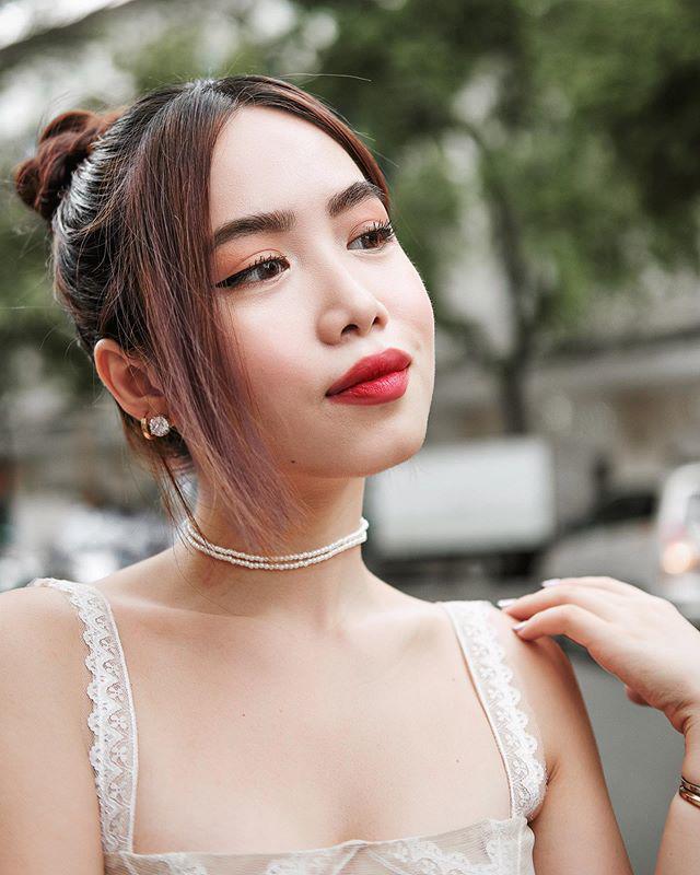 xinh lung linh lai con makeup tai tinh, hoa ra nu chinh nala tap 11 la beauty blogger quen mat - 15