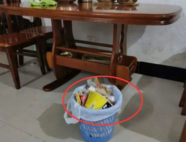Người biết về phong thủy không bao giờ đặt thùng rác chỗ này, lý do là gì? - 3