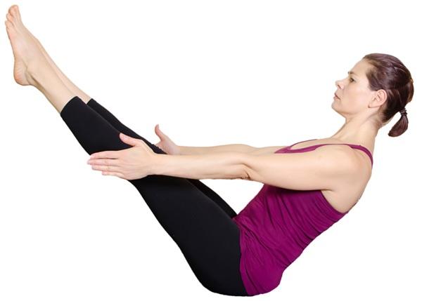 Dù có cứng đầu đến đâu mỡ bụngcũng biến mất với những bài tập yoga giảm mỡ bụng tại nhà - 6