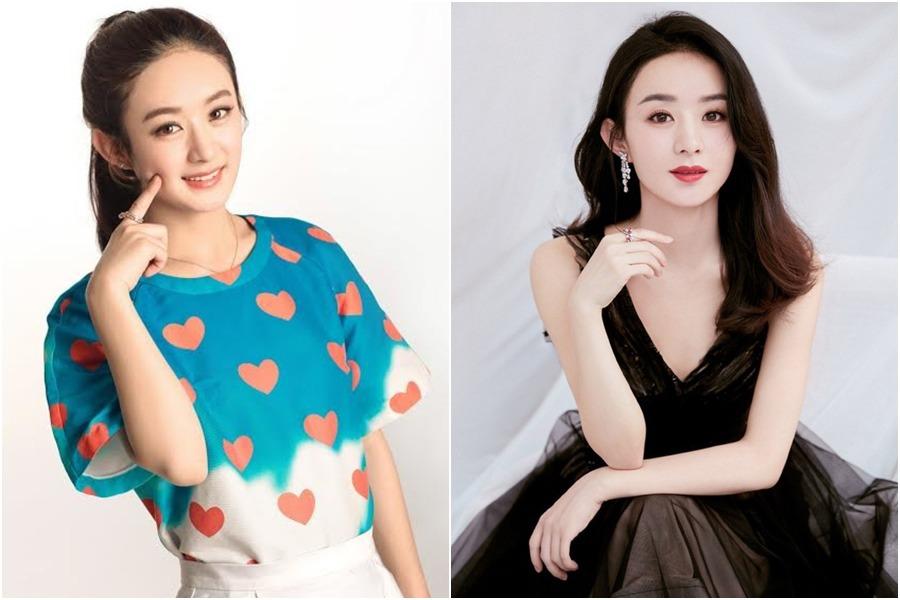 "hoi my nhan chau a so huu nhan sac ""ngung dong"" thoi gian: vbiz cung co 2 hoa hau - 16"